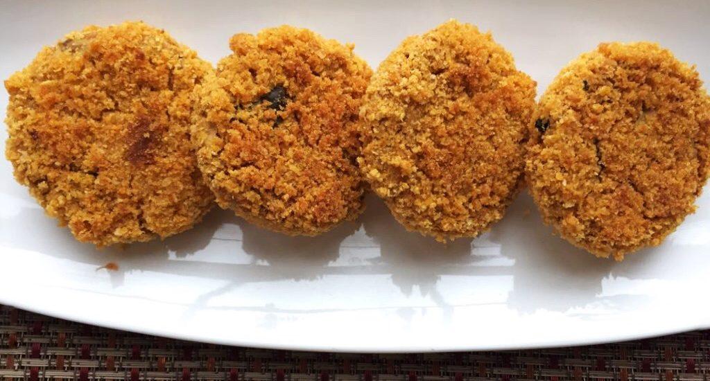 Rice & Lentil Cutlets