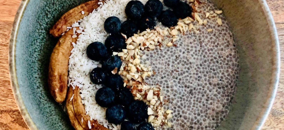 Three Ways to Make Chia Pudding